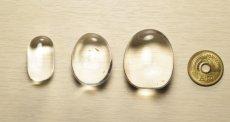 画像2: 水晶守護石 無料ポシェット付き K0060 (2)