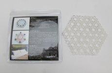画像3: ヘキサゴン水晶浄化マット K0365 (3)