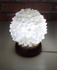 画像3: 水晶 マリモ型ランプ K0624 (3)