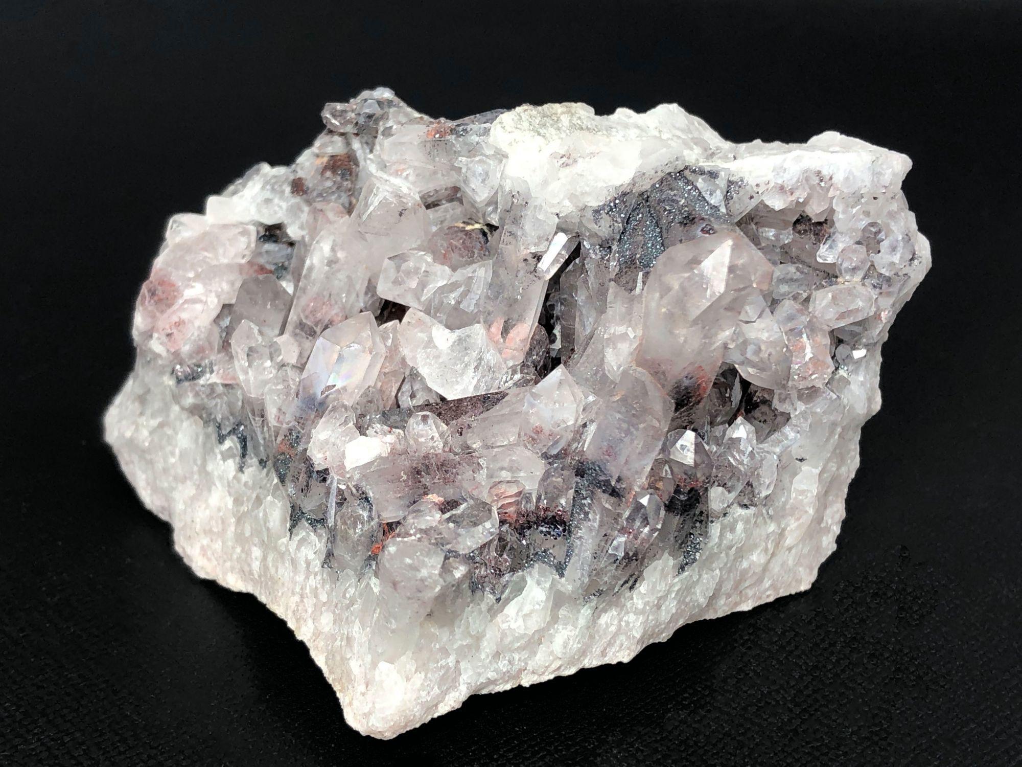 画像1: サチャロカ水晶クラスター K0072 (1)
