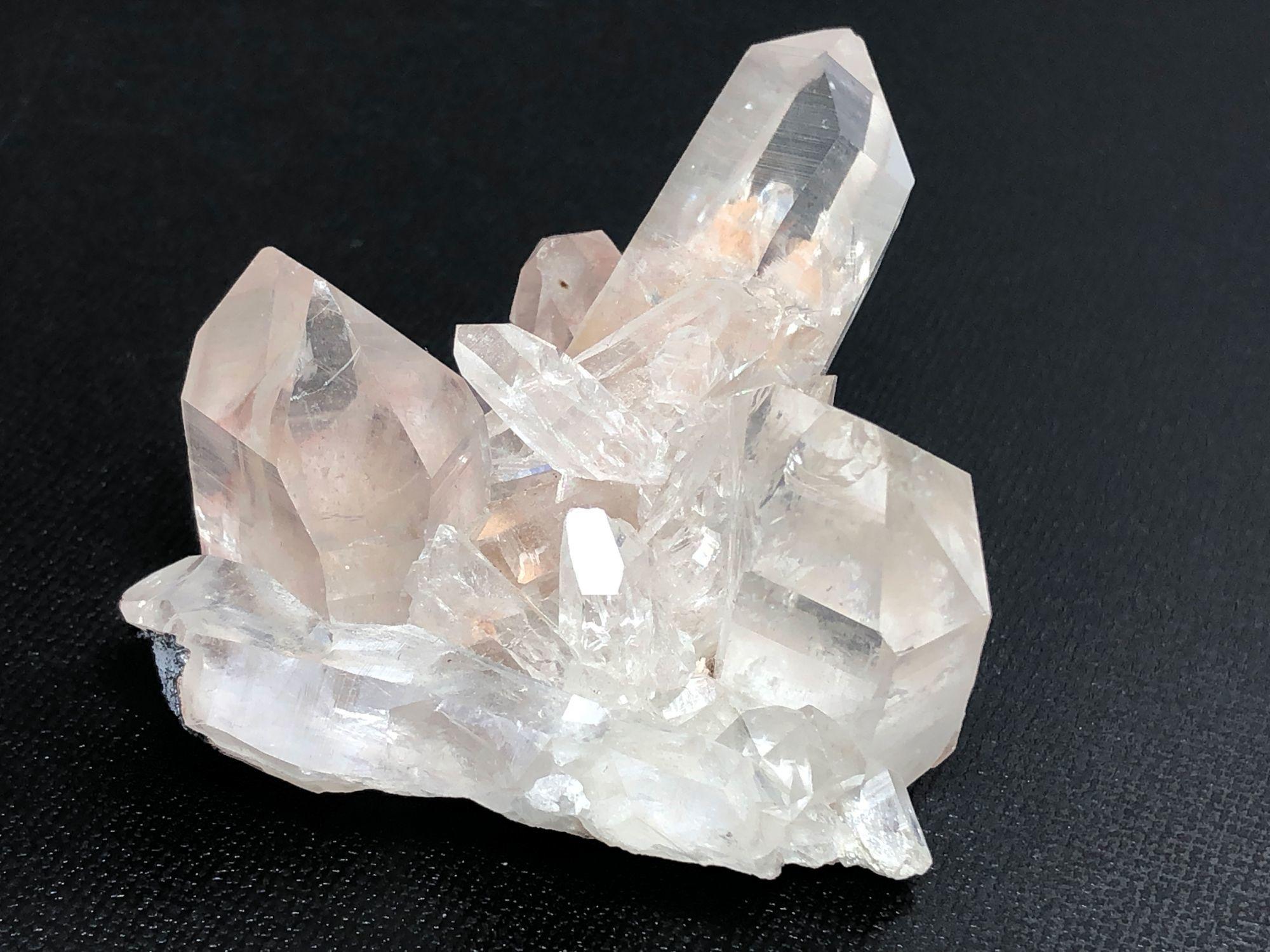 画像1: ヒマラヤ水晶クラスター K0088 (1)