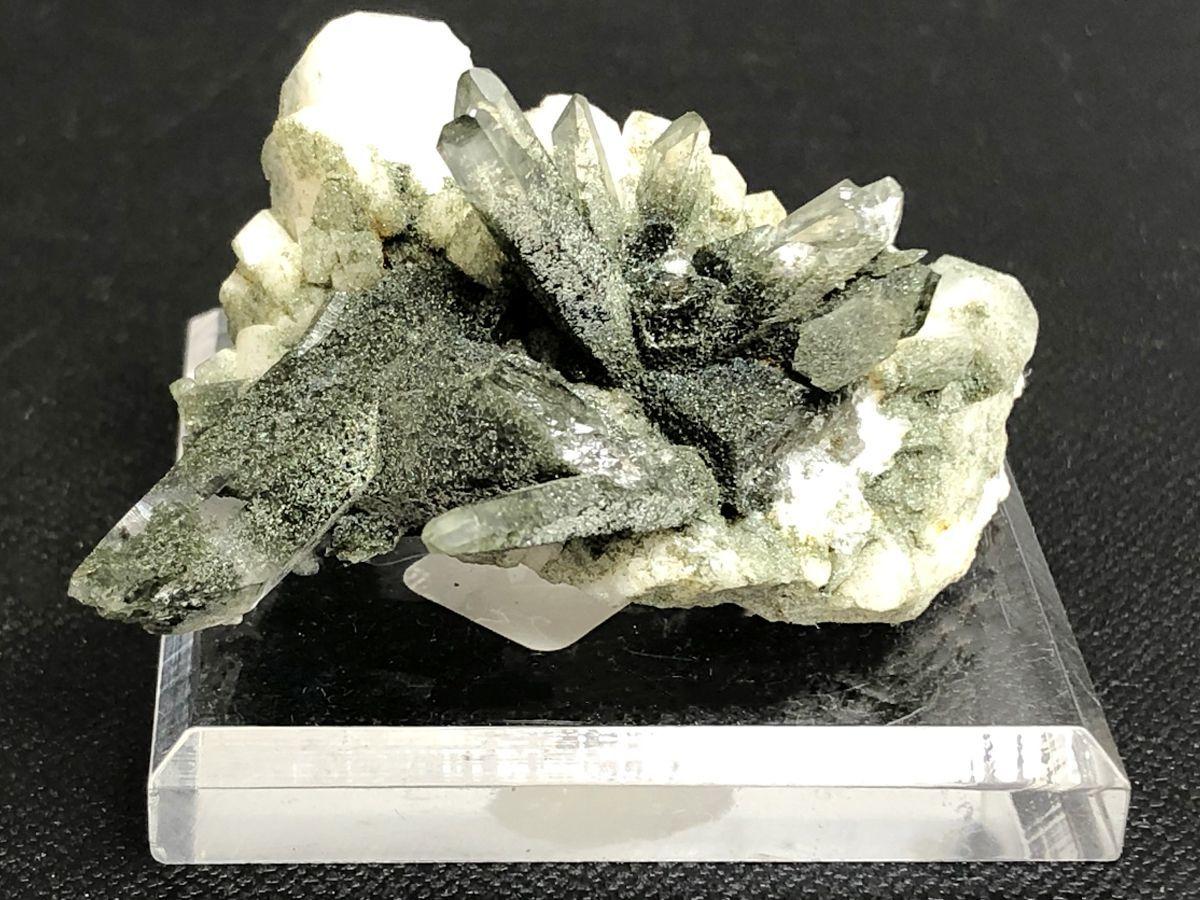 画像1: ガネーシュヒマール水晶クラスター K0263 (1)