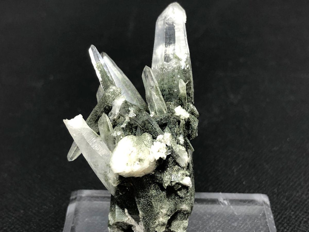 画像1: ガネーシュヒマール水晶クラスター K0264 (1)