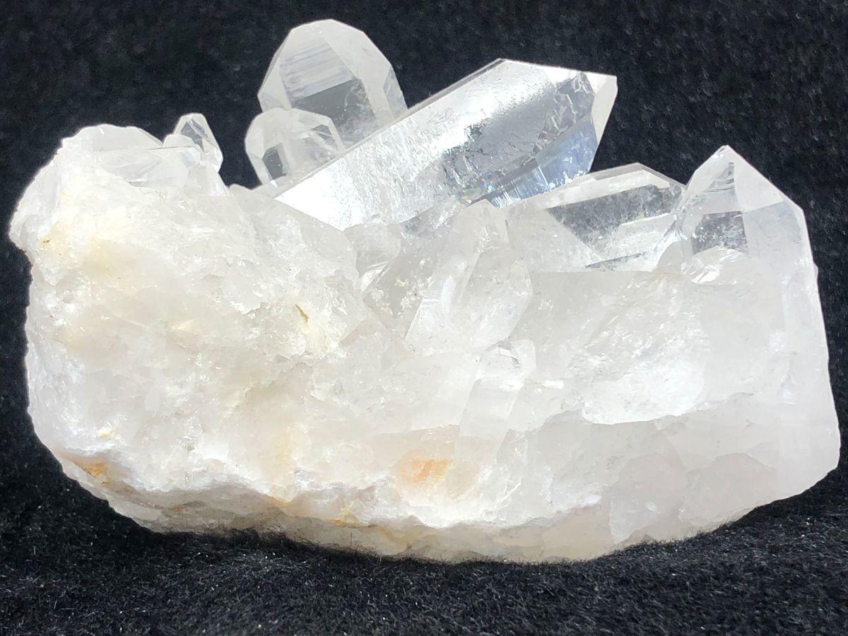 画像1: 水晶クラスター K0307 (1)
