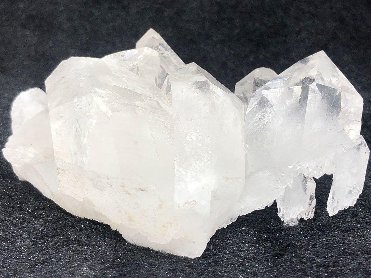 画像1: 水晶クラスター K0315 (1)