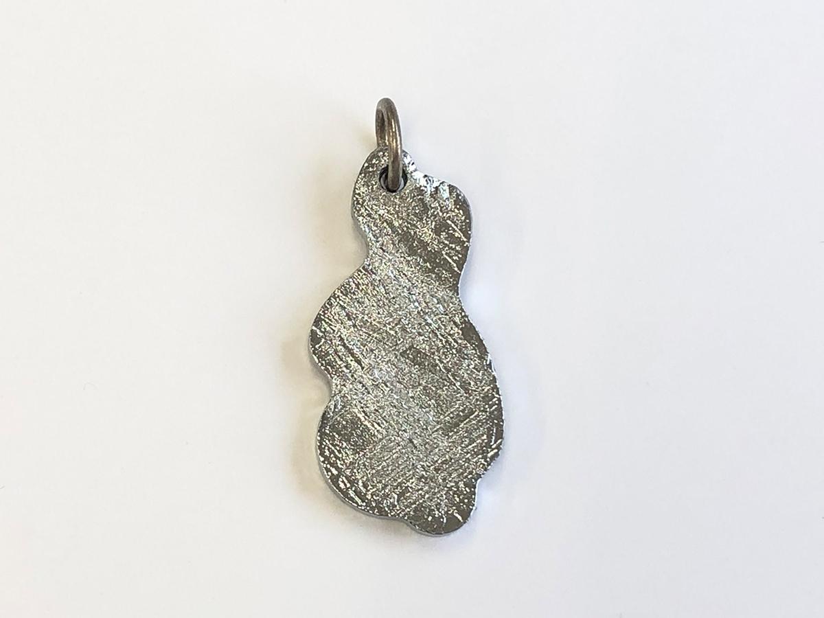 画像1: 隕鉄ペンダント フリーカット K0317 (1)